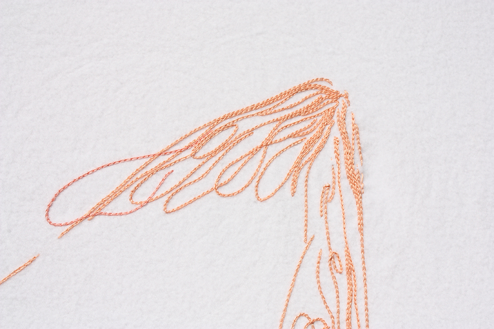 hoshi mitsuki個展「そこにある」